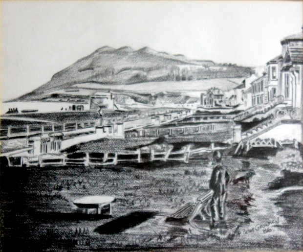 Old Bray Seafront
